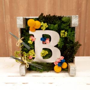 La Pérgola Floristería Almoradí Cajas de letras B