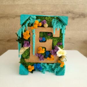 La Pérgola Floristería Almoradí Cajas de letras E
