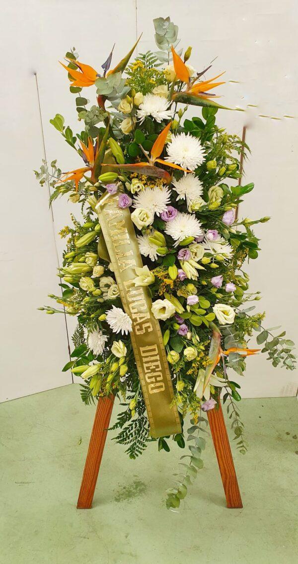 La Pérgola Tienda Almoradí flores para el último adiós 1
