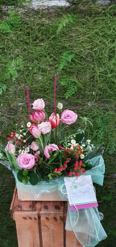 Almoradí Tienda En Linea Cajas con flores 3