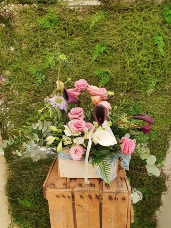 Almoradí Tienda En Linea Cajas con flores 4