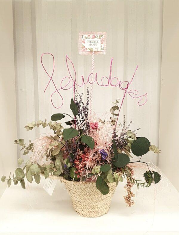 La Pérgola Floristería Almoradí Caja de Flores Aniversarios 2