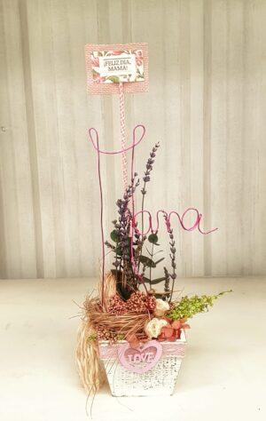 La Pérgola Floristería Almoradí Flores eternas de Mama 2