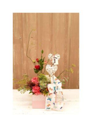 La Pérgola Floristería Almoradí Tienda Cajas con Flores 1