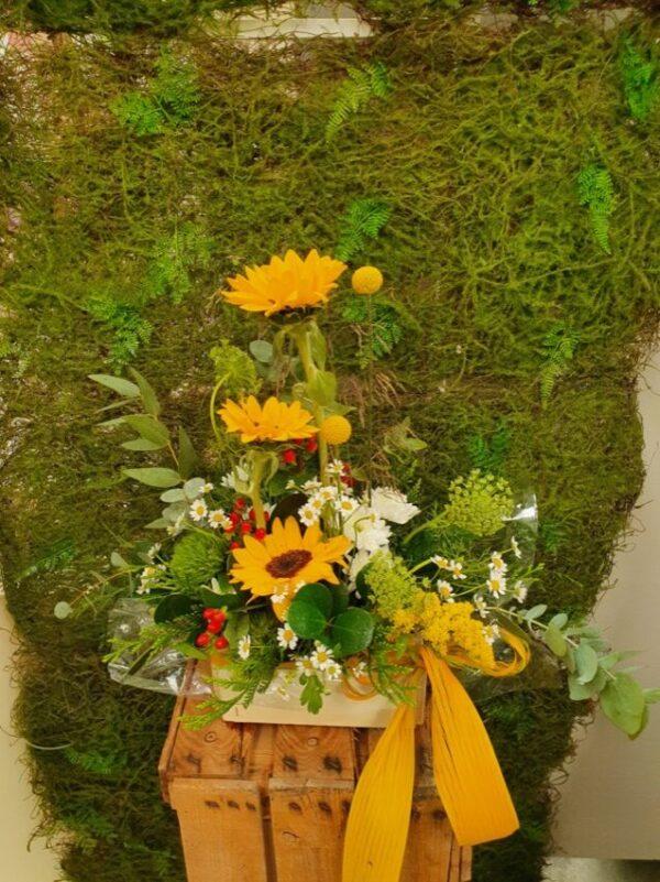 La Pérgola Floristería Almoradí Tienda En Linea Cajas con flores 1
