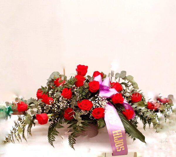 La Pérgola Tienda Almoradí flores para el último adiós 2