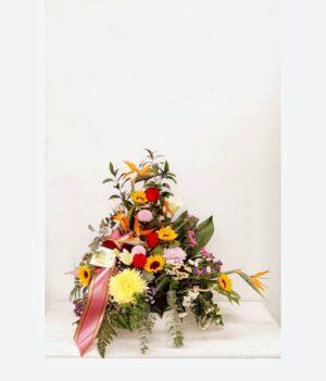 La Pérgola Tienda Almoradí flores para el último adiós 4
