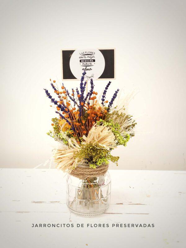 La Pérgola Día de la madre Ramilletes de flores preservadas 2