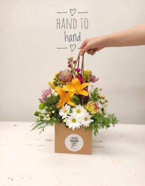 La Pérgola Día de la madre hand to hand